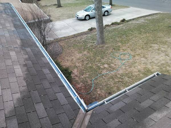 Gutter Cleaning Brooklyn Park Minnesota