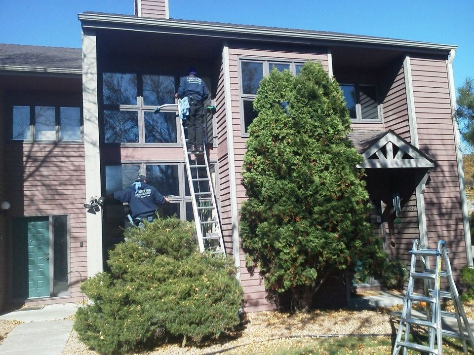 Fridley mn Window Cleaning