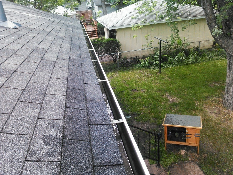 New Hope Minnesota Gutter Cleaning