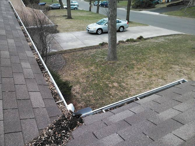 Roseville MN Gutter Cleaning